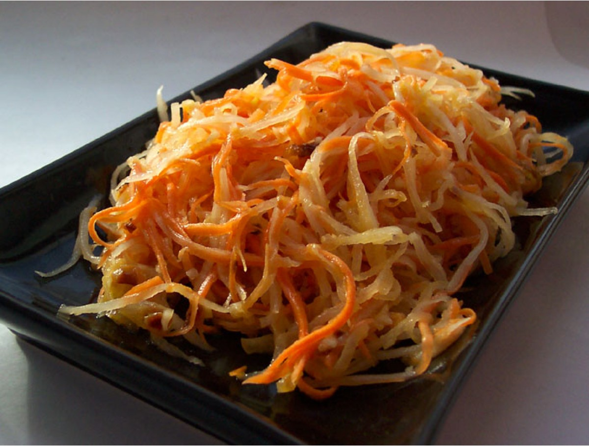 Редька по-корейски рецепт в домашних условиях